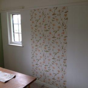 block of wallpaper