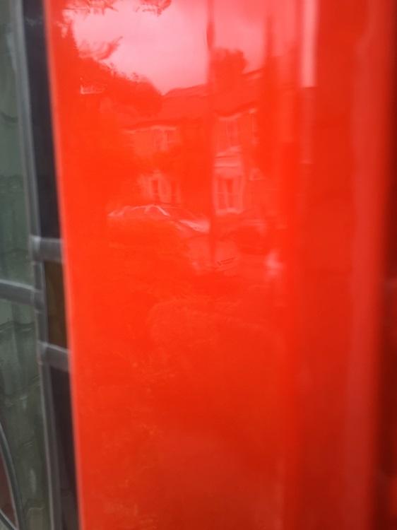 exterior gloss