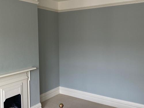 Victorian bedroom refurbishment
